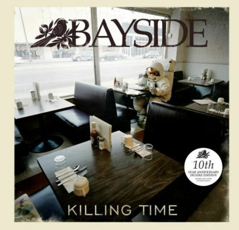 Bayside - Killing Time (Deluxe 10-Year Anniversary Edition Magenta + Coke Bottle Clear Vinyl 2xLP) x/2000)