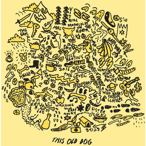 [Pre-Order] Mac Demarco - This Old Dog (Limited Edition White Vinyl LP + Autographed Poster x/200 + Digital Download) - Rare Limiteds