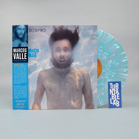 Marcos Valle - Previsao Do Tempo (Turntable Lab Exclusive Aqua Blue Splash Vinyl LP w/ OBI x/100)