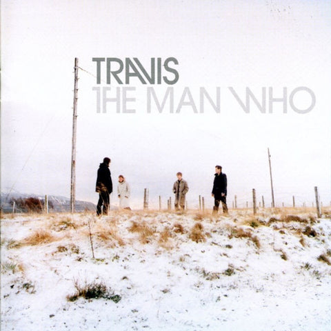 Travis - The Man Who (Limited Edition Numbered Collector's Vinyl 2xLP + 2xCD Boxset)