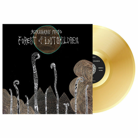 Kikagaku Moyo - Forest Of Lost Children (Limited Edition Transparent Gold Vinyl LP x/700)
