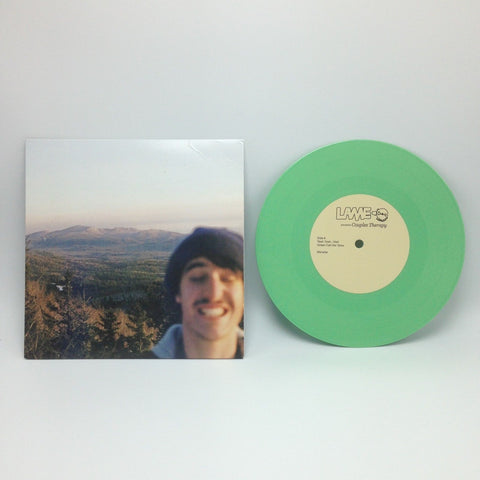 "Marietta / Modern Baseball - Couples Therapy [Split] (Limited Edition Green Doublemint 7"" Vinyl) - Rare Limiteds"