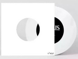 "PVRIS - Mind Over Matter (Hand-Numbered White 7"" Vinyl x/300) - Rare Limiteds"