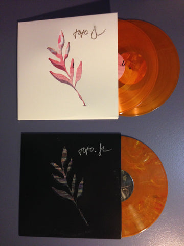 The Album Leaf - Limited Edition Autographed Gold Vinyl Bundle x/100 - Rare Limiteds