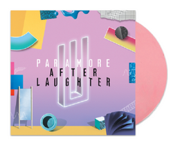 Paramore - After Laughter (Limited Edition Pink Marble Vinyl LP x/4000)