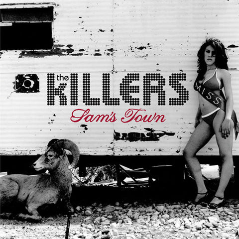The Killers - Sam's Town (10th Anniversary Edition Vinyl 2xLP - Numbered x/5016)