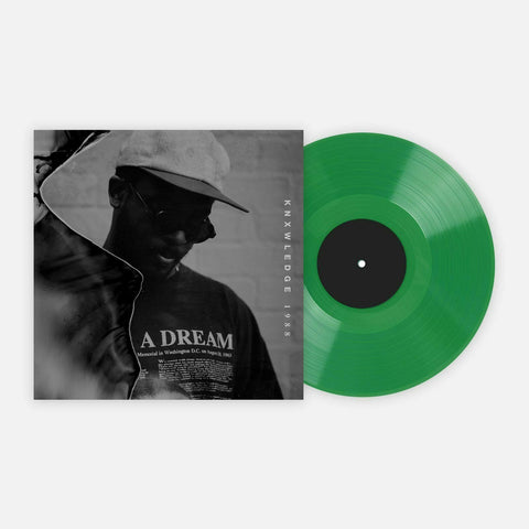 Knxwledge - 1988 (Vinyl Me, Please Exclusive Transparent Green Vinyl LP x/500)