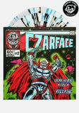 Czarface - Every Hero Needs A Villain (Newbury Comics Exclusive Red In Clear w/ Blue & Black Splatter Vinyl 2xLP x/500)