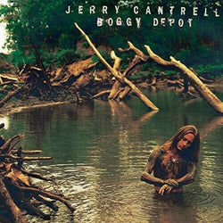 Jerry Cantrell - Boggy Depot (Limited Edition Forest Green + Black Vinyl 2xLP)