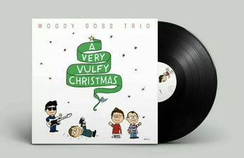 Woody Goss Trio - A Very Vulfy Christmas (Limited Edition Vinyl LP)