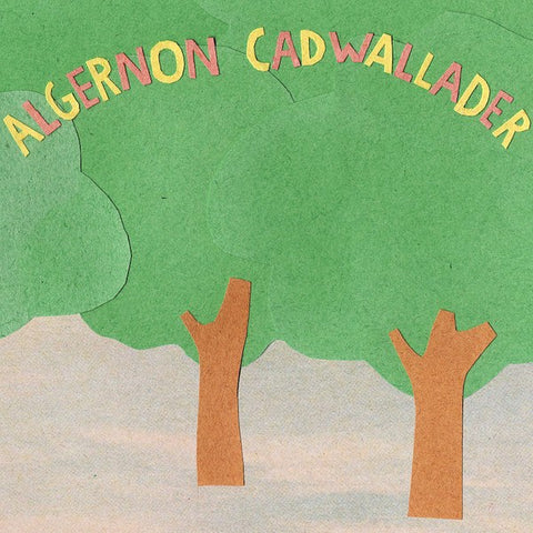 Algernon Cadwallader - Some Kind Of Cadwallader (Limited Edition Opaque Pink Vinyl LP x/600) - Rare Limiteds