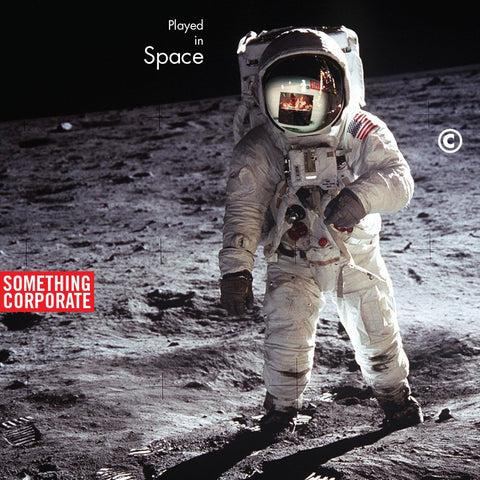 Something Corporate - Played in Space (SRC Exclusive Red Vinyl 2xLP x/500)