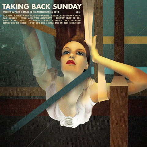 Taking Back Sunday - Taking Back Sunday (Limited Edition Green Vinyl LP x/500)