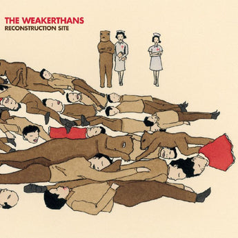 The Weakerthans - Reconstruction Site (Vinyl LP)