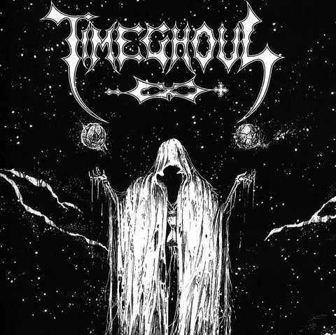 Timeghoul - Tumultuous Travelings / Panaramic Twilight (Limited Edition Crystal Clear Vinyl LP x/100)