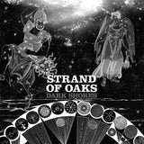 Strand Of Oaks - Dark Shores (Limited Edition Autographed White w/ Black Splatter Vinyl LP)
