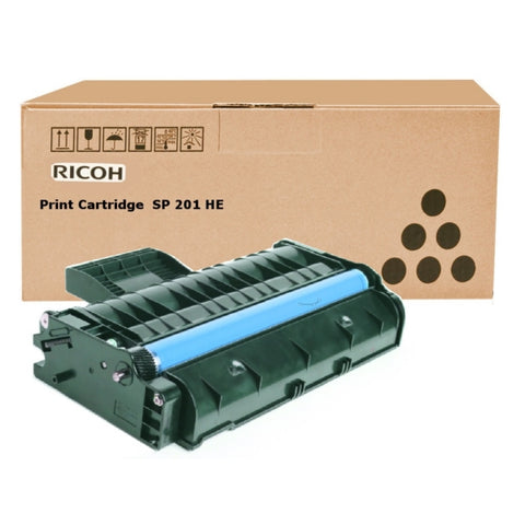 Ricoh 407254 (SP201 HE) black, (2600 pages)