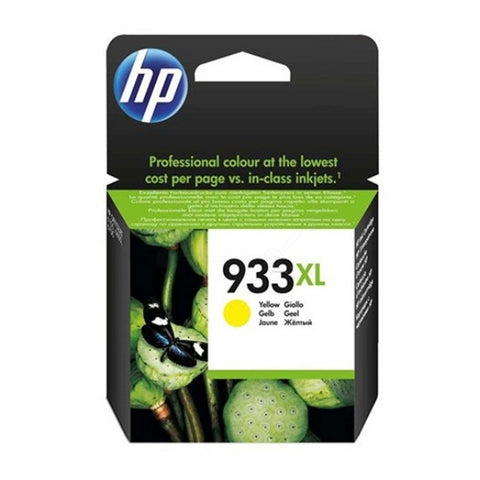 HP 933XL High Capacity Yellow (825 pages) CN056AE