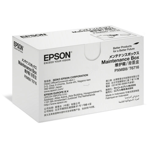 Epson C13T671600 Maintenance Box (50,000 Pages)