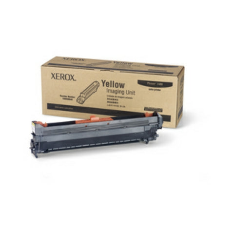 Genuine Xerox 7400 Yellow Imaging Unit (30,000 Pages) 108R00649