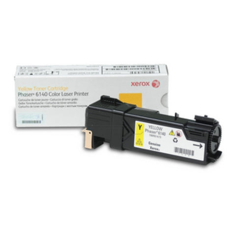 Xerox Phaser 6140 Yellow toner (2,000 pages) 106R01479