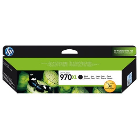 HP 970XL Black (9,200 pages) CN625AE