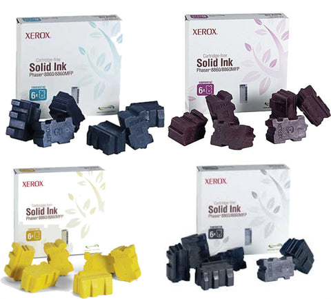 Xerox® ColorQube 8860 Value Pack (24 Inks)