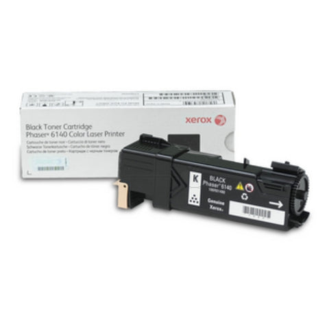Xerox Phaser 6140 Black toner (2,600 pages) 106R01480