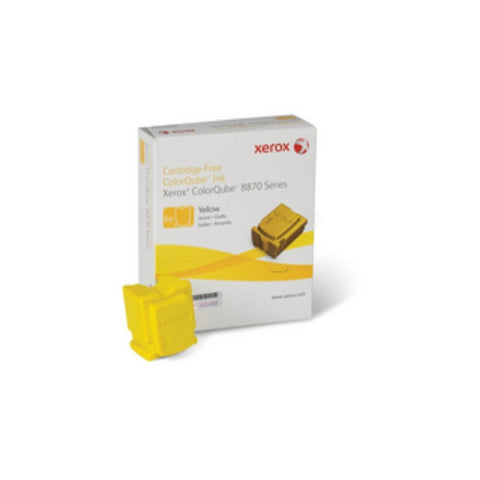 6 Yellow Xerox® ColorQube 8870/8880 Yellow 108R00956
