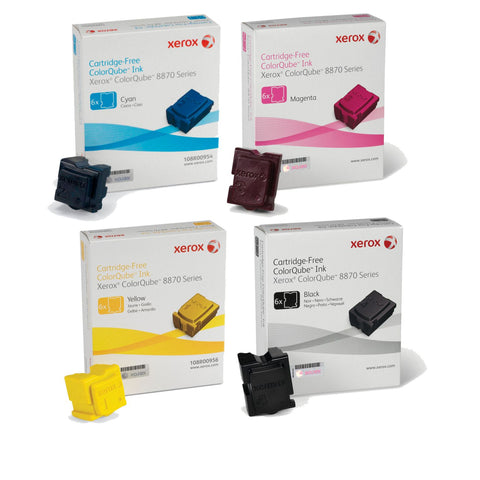 Xerox® ColorQube 8870/8880 Value Pack (24 Inks)
