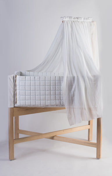Mini Crib with Veil