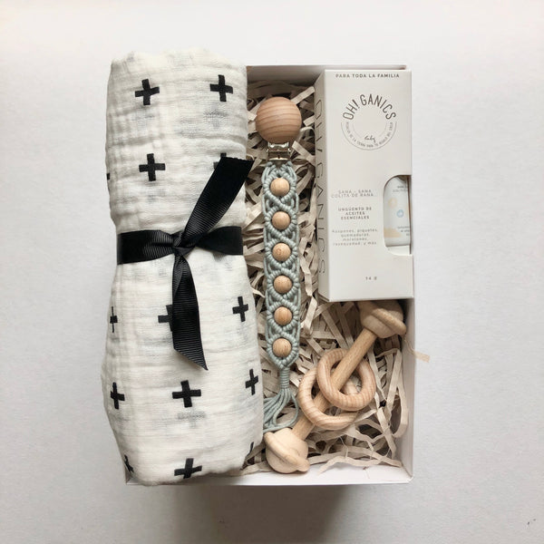 Baby Boy Gift Box - Starter Kit