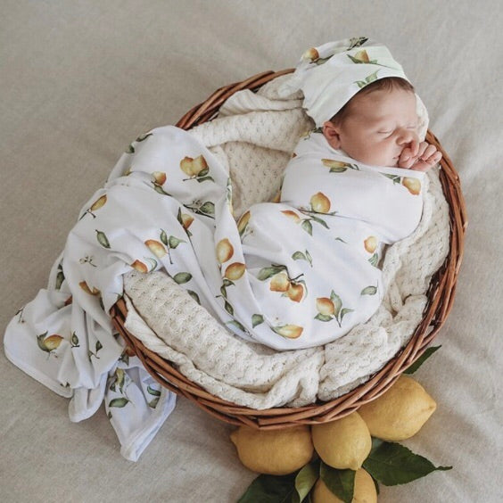 Lemon Wrap Set