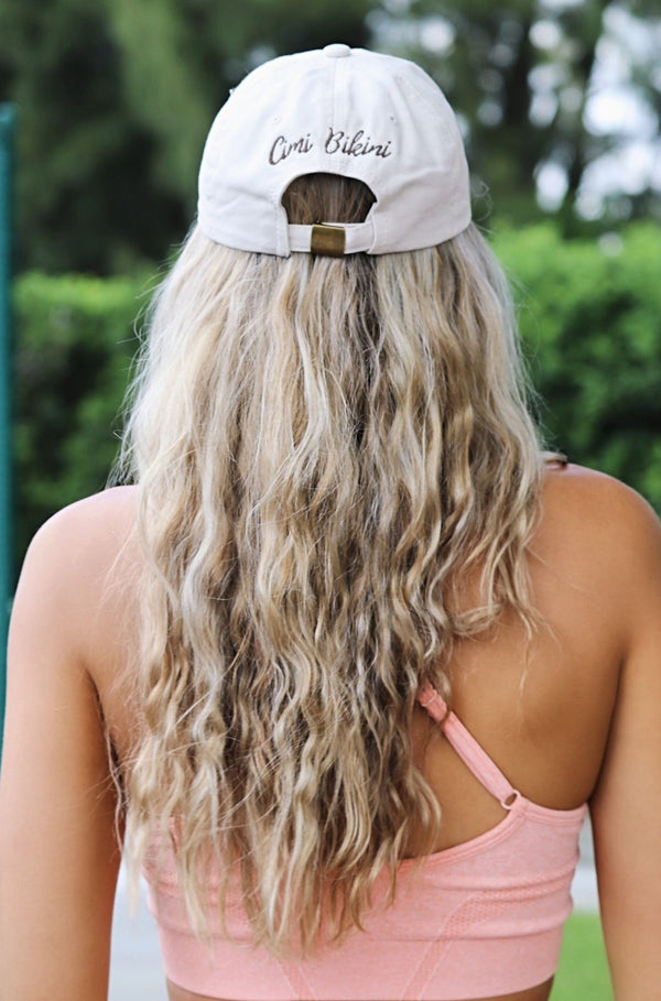 Cimi Pineapple Hat- Tan