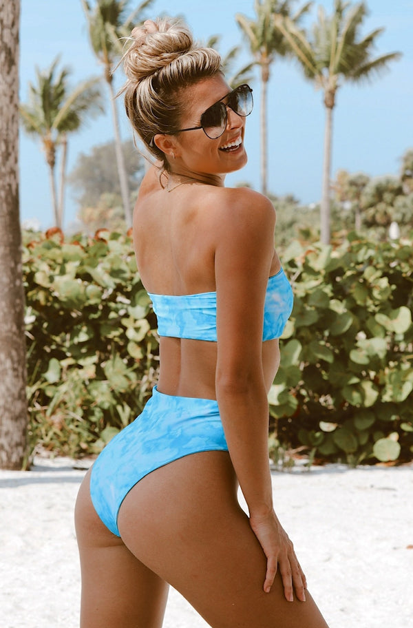 Bay Blues Bikini Set