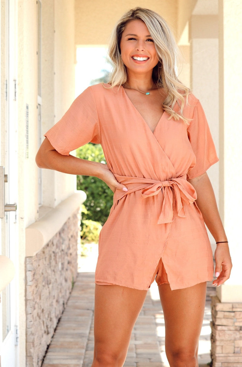 Dance Until Daylight Romper