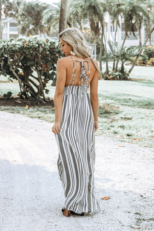 Do Your Thing Maxi Dress