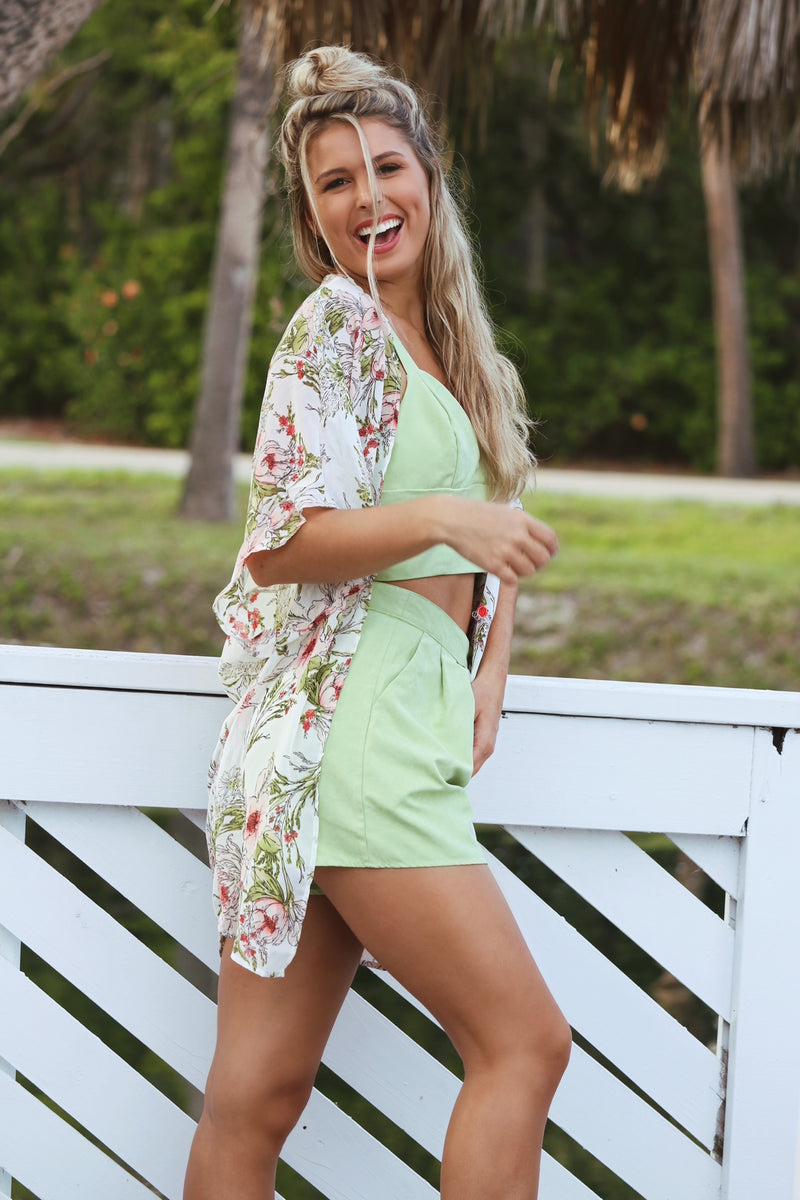 Pick Of The Day Kimono