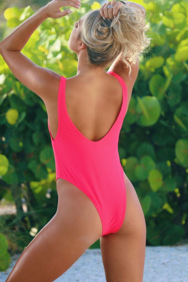 Magenta Magic One Piece