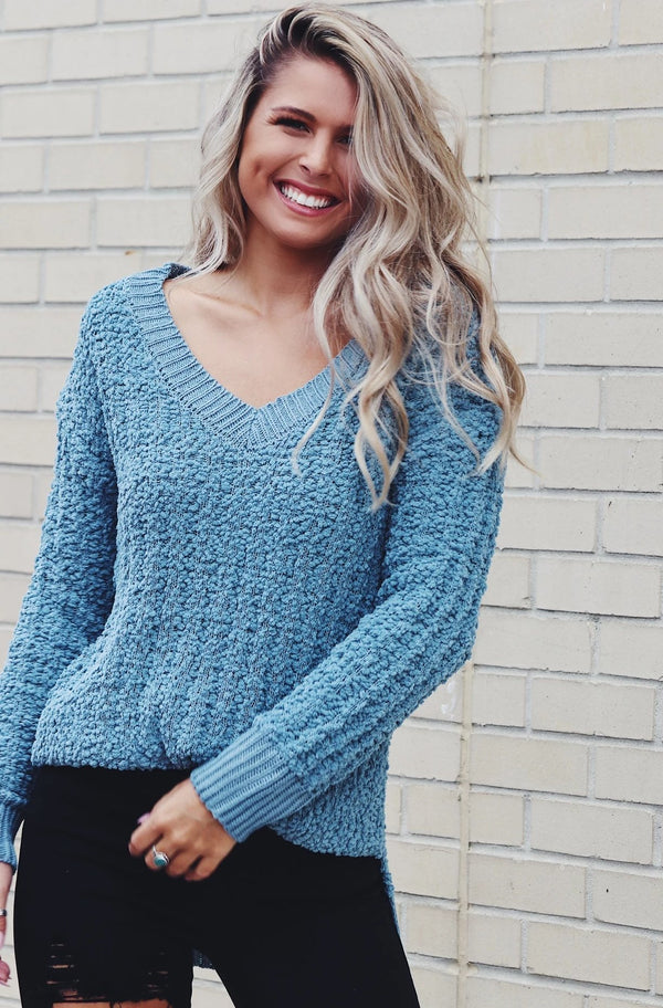 Looking for Comfort Sweater