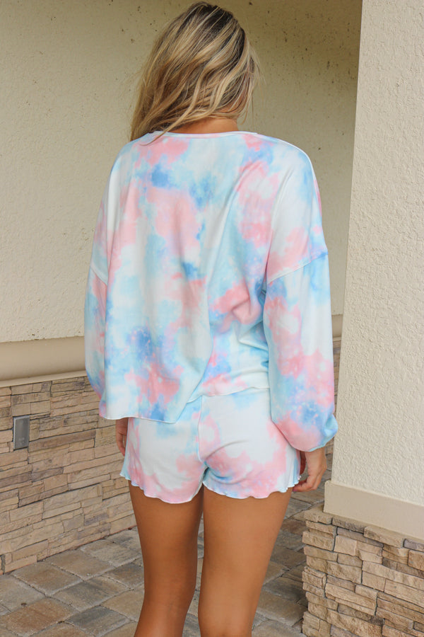 Pastel Skies Lounge Set