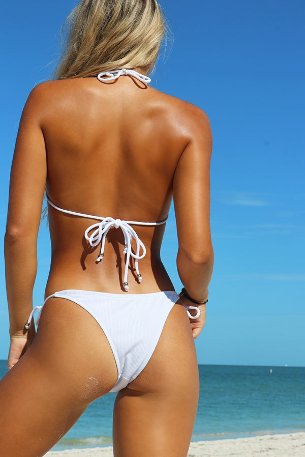 Sun Dreams Bikini Set- White