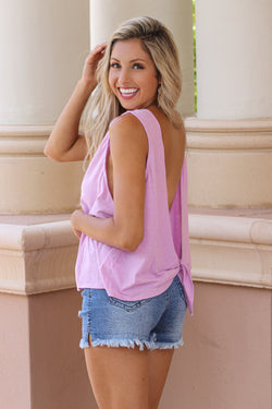 Fashions Latest Tank - Lilac