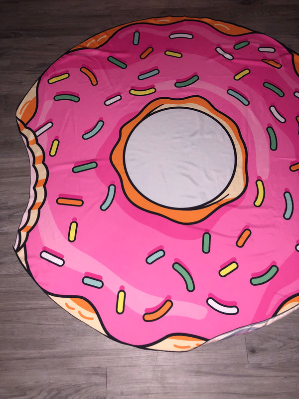 Donut Beach Cloth