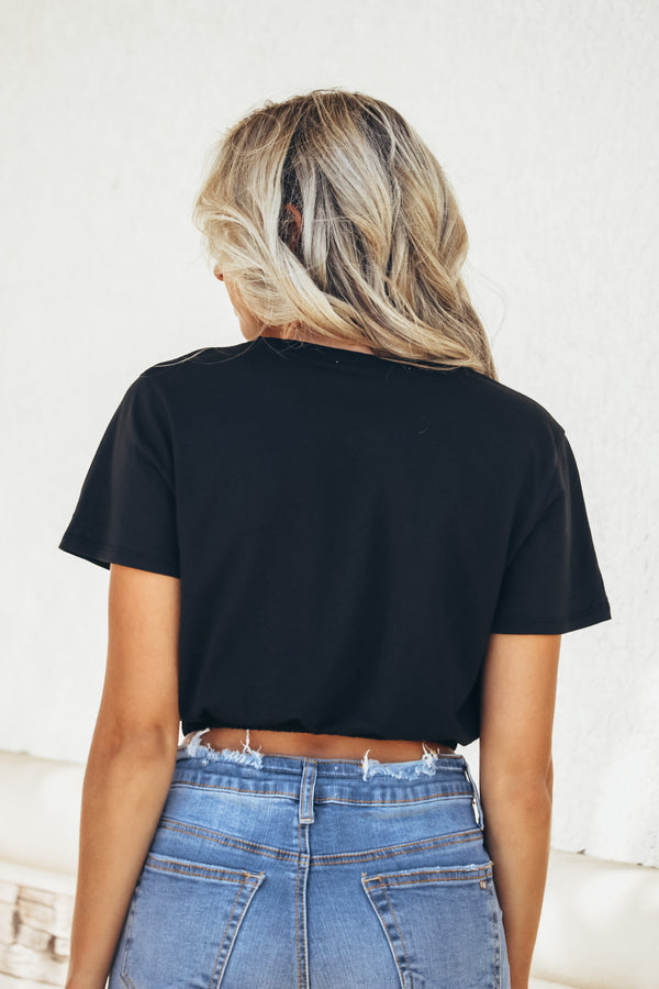 Chill Crop Tee
