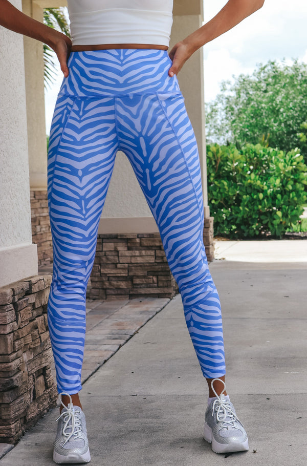 Show Your Stripes Leggings