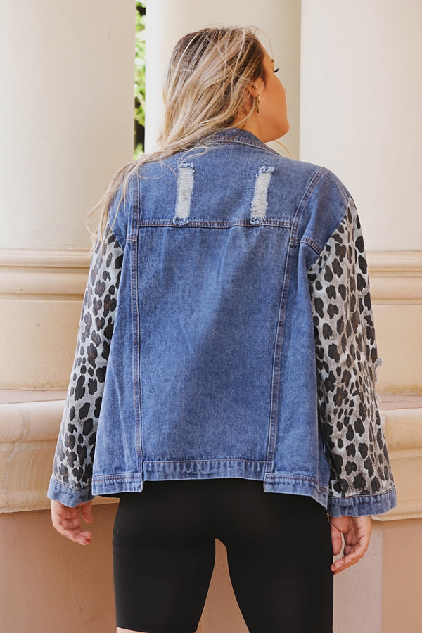 Wild Beauty Denim Jacket