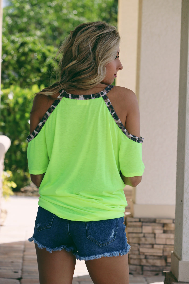 Be Bold Top