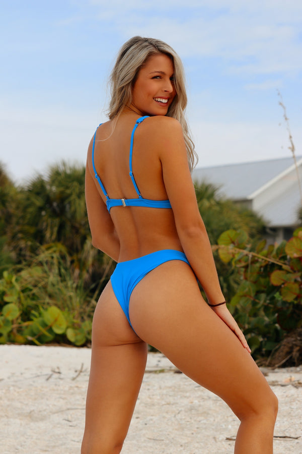 Seaside Blues Bikini Set