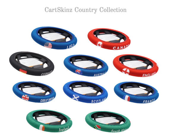 CartSkinz Country Collection now available !